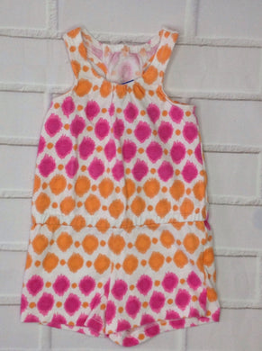 Faded Glory Pink&Orange One Piece