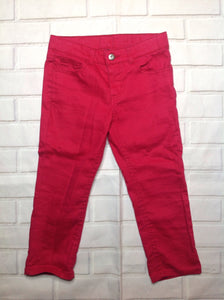 Faded Glory Red Pants