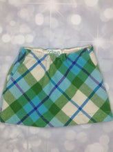GAP KIDS Green Print Skirt