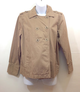 Gap Maternity Tan Jacket
