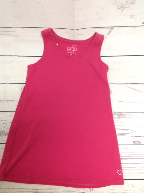 Gap PINK & CLEAR Top
