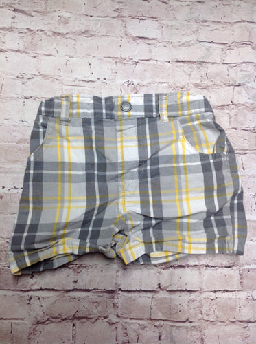 Garanimals Gray & Yellow Shorts