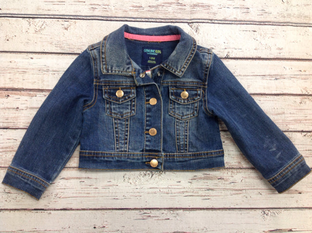 Genuine Kids Denim Jacket