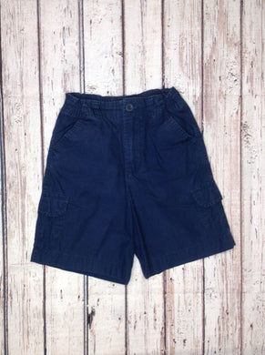 George Navy Shorts