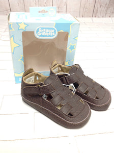 Grannie Grabers Brown Sandals