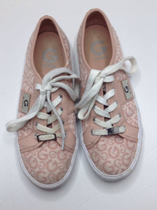 Guess Pink YG Footwear Sneakers
