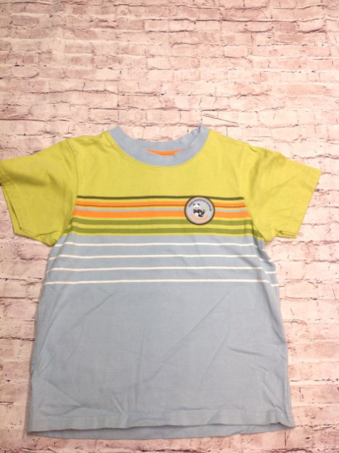 Gymboree Baby Blue & Green Top