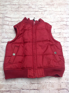 Gymboree Barn Red Jacket