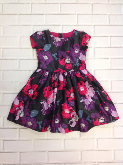 Gymboree Black & Pink Dress