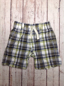 Gymboree Black & Yellow Shorts