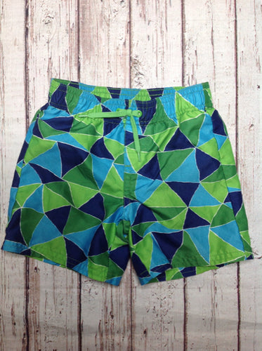 Gymboree Blue & Green Swimwear