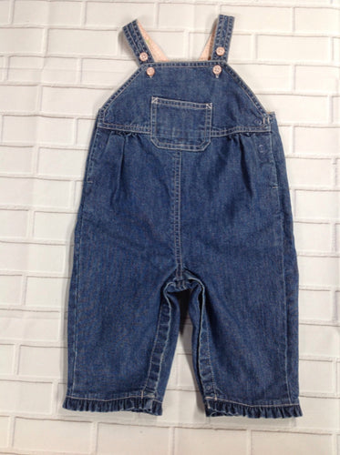 Gymboree Blue Overalls