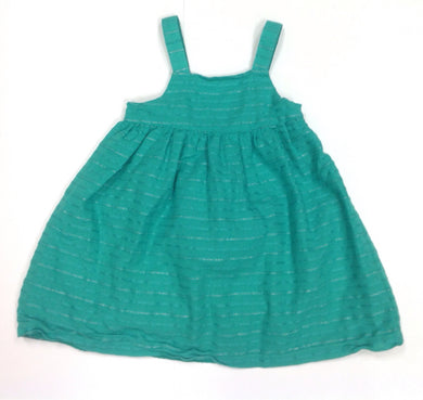 Gymboree GREEN & SILVER Dress