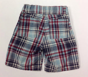 Gymboree Multi-Color Plaid Shorts