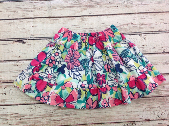 Gymboree Multi-Color Skirt