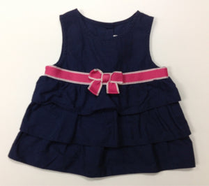 Gymboree NAVY & PINK Top