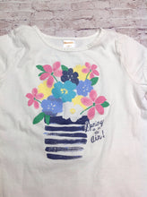 Gymboree Outlet White Print Top