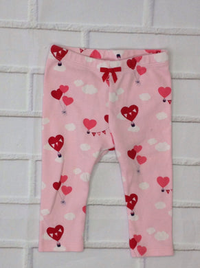 Gymboree PINK PRINT Leggings