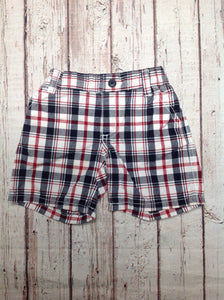 Gymboree Red & Blue Shorts