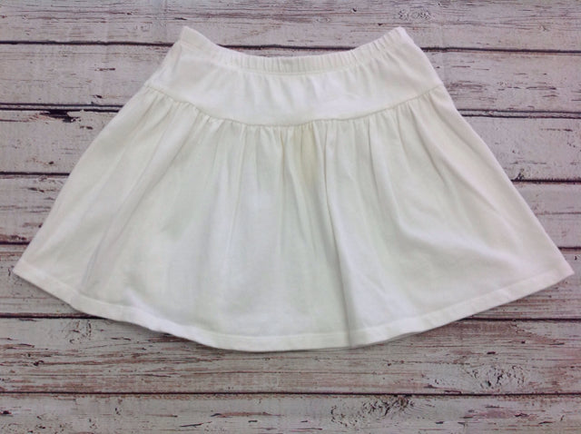 Gymboree White Skirt