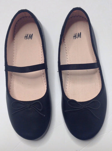 H&M Black YG Footwear Shoes
