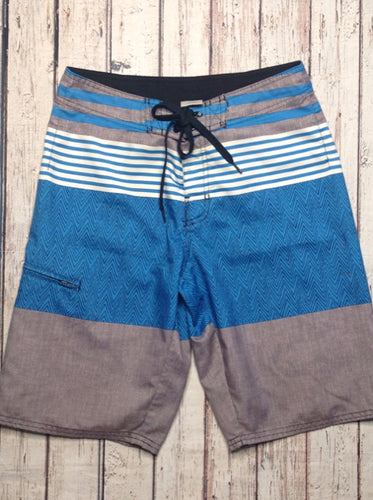Hang Ten BLUE & GRAY Shorts