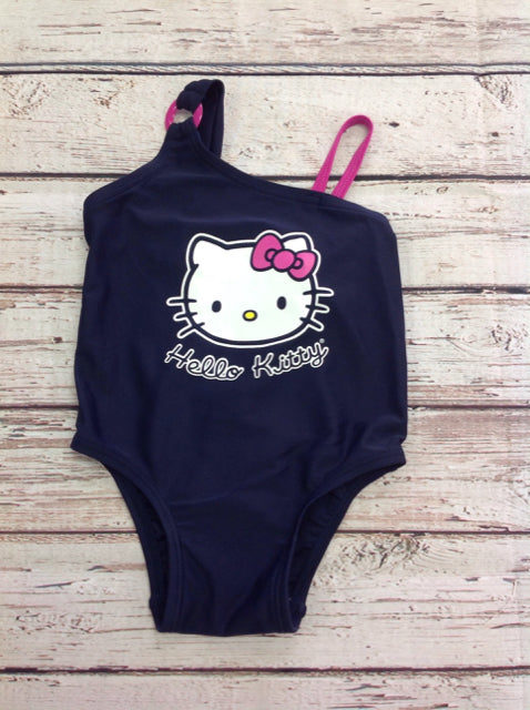 Hello Kitty Blue Print Swimwear
