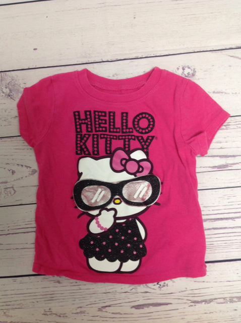 Hello Kitty PINK & BLACK Top