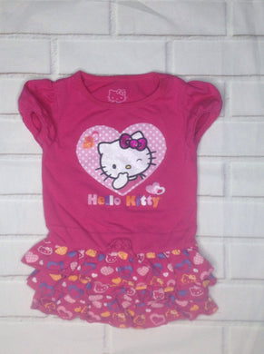 Hello Kitty PINK PRINT Top