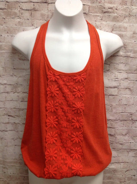 Hollister Orange Shirt