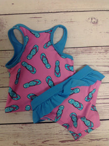 INGEAR Pink & Blue Swimwear