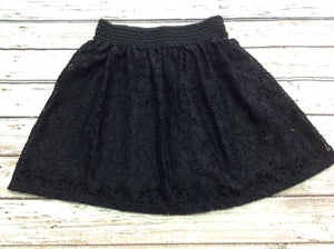 IZ BYER Black Skirt