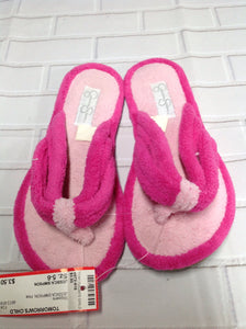 JESSICA SIMPSON Pink Slippers