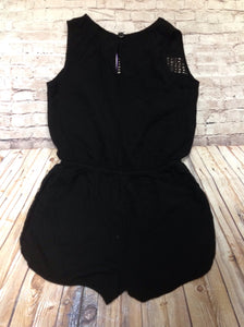 JOEY B Black One-Piece