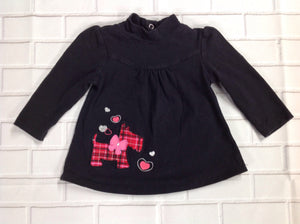 JUMPING BEANS Black Top