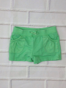 JUMPING BEANS Green Shorts
