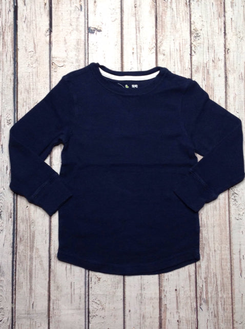 JUMPING BEANS Navy Solid Top