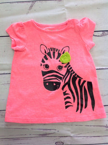 JUMPING BEANS Pink Top
