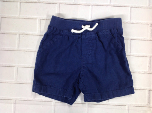 JUST ONE YOU Navy Shorts