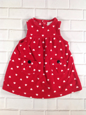JUST ONE YOU Red Print Dress
