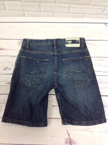 Jack & Jones Denim Destroyed Look Shorts