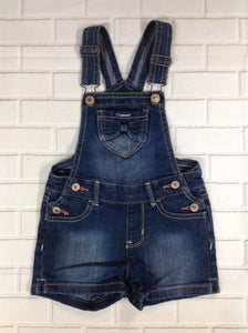 Jordache Denim & Pink Shortalls