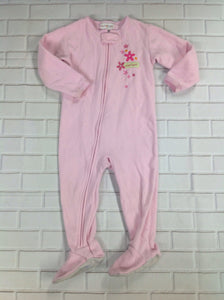 Just One Year PINK PRINT Sleepwear