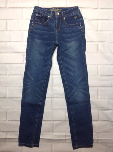Justice Denim Pants