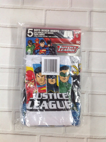 Justice League Underwear