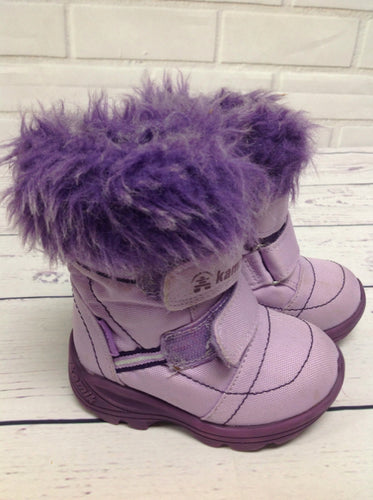 KAMIK Purple Snowboots