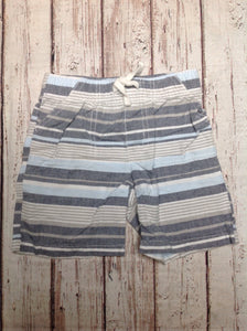 Koala Kids Baby Blue & Gray Shorts