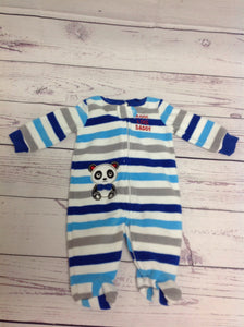 Koala Kids Blue & White COOL Pajamas