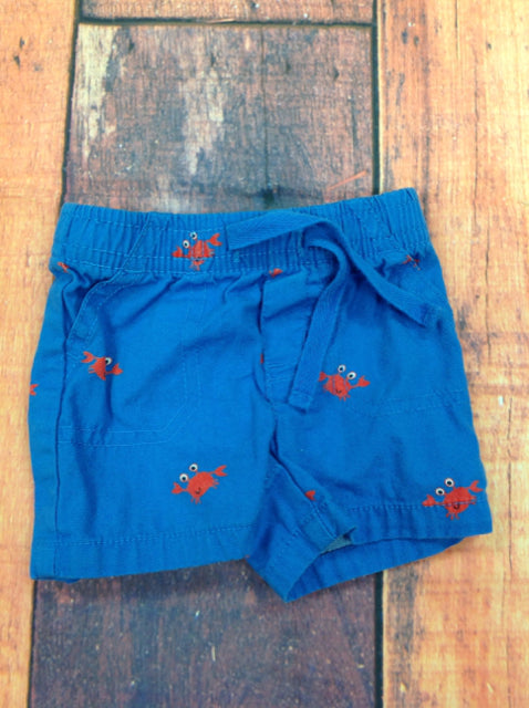 Koala Kids Blue Crab Shorts