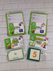 Leap Frog Flash Cards GAMES